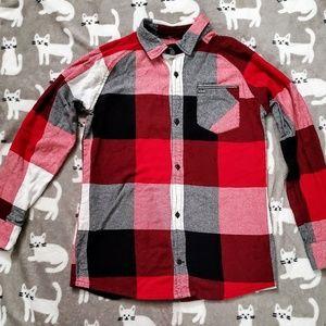 Boy Hurley Button Down Shirt